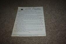 1977 Cadillac exhibit at Ny Auto Show press release