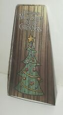 Disney Catalog Nightmare Before Christmas Xmas Tree Shaped Box Lapel Pin Set