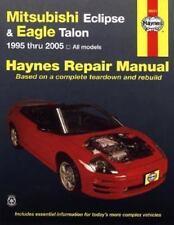 1995-2005 Haynes Mitsubishi Eclipse & Eagle Talon Repair Manual