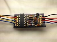 Atari 2600 Composite Video/Pause Mod Upgrade Combo Kit - DIY Unassembled