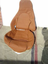 MAZDA 89-97 MX5 ,EUNOS TAN NEW GENUINE LEATHER SEAT COVERS