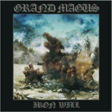 Grand Magus - Iron Will CD #44407