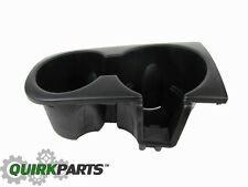 2005-2007 JEEP LIBERTY CONSOLE CUP HOLDER MOPAR OEM GENUINE 5142484AC NEW
