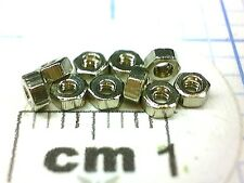 Nuts M1.2 - 1.2mm Mini Micro (pack of 10)
