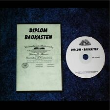 DIPLOM Baukasten (Schule,Ausbildung,Beruf) Reseller **