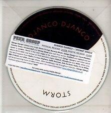(CU728) Django Django, Storm - 2012 DJ CD
