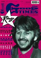 GoodTimes 1-1996 - Ringo Starr, Stones, Beatles, Slade, Pretty Things, Kinks ...