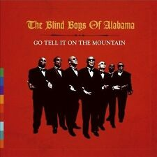 Go Tell It on the Mountain by The Blind Boys of Alabama CD Sep-2003, Real World