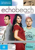 Echo Beach : Season 1 (DVD, 2009, 2-Disc Set) New DVD Region 4 Sealed