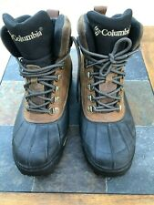 Columbia Winter Boot - Size 10  BUGABOOT-OO - Comfortable & Durable - BrwnBlk