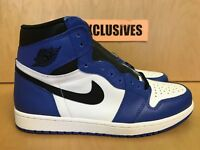 "Nike Air Jordan 1 Retro I High OG ""Royal"" Blue 2018 Black White 555088-403"