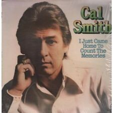"""CAL SMITH """"I Just Came Home To Count The Memories"""" USED 1977 MCA LP EX/EX"""