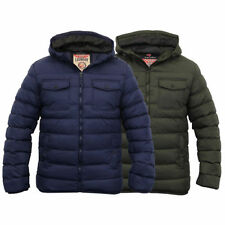 Zip Polyamide Coats & Jackets for Men Quilted