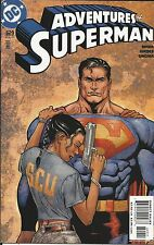 The Adventures Of Superman Comic Issue 629 Modern Age First Print 2004 Rucka DC