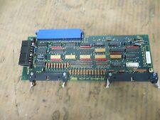 HITACHI SEIKI PC CONTROL CIRCUIT BOARD CARD NCIF-F NCIFF NC1F-F NC1FF 01-09-03
