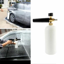 Foam Lance Snow Cannon Pressure Washer Gun Car Foamer Wash Quick Adapter Jet TO