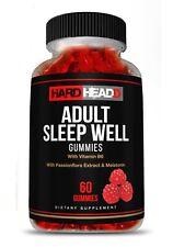 HARD HEADD Sleep Well Gummies