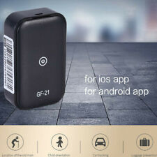 GF21 GPS Car Tracker Voice Recorder Control Locator Microphone WIFI LBS