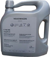 Motoröl 5W-30 LONGLIFE 3 - VW Audi Seat Skoda 50400 50700 (5 Liter)
