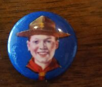 OLD ♢  1920 BOY SCOUT PIN ♢ NEW YORK ♢ FABULOUS CONDITION