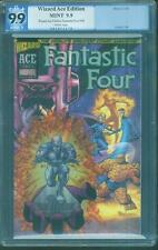 Fantastic Four 48 PGX 9.9 Wizard Ace Ed Movie 1st Silver Surfer up CGC 9.8