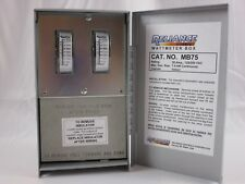 MB75 Watt Meter Box for Generators Up to 7,500 Reliance Controls Corporation