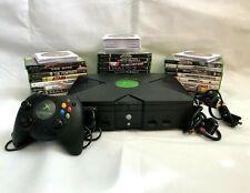 Xbox Original Console Bundle w/Controller & 3 Random Games Fully Refurbished