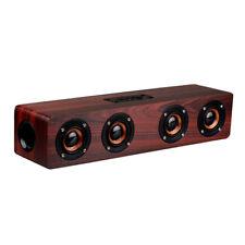A19 12W Bluetooth Lautsprecher + Mikrofon + Li-Ion Akku mit TF Slot und AUX-IN