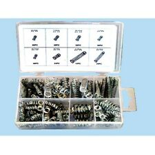 246 tlg. Set Druckfedern, Druck federn + Box Feder Sortiment Stahlfedern
