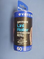 Evercare Lint Pick Up Roller Refill 60 Layers  #1062  NEW