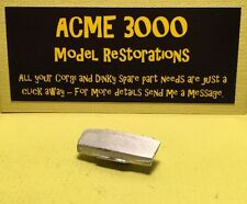 Dinky 282 Austin 1800 Taxi Reproduction Repro - White Metal Boot Trunk Lid