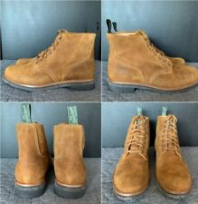 Polo Ralph Lauren Leather Roughout Suede Army Boot Mens sz.12