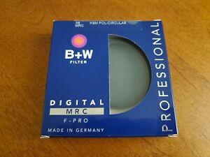 B+W Schneider Kaesemann Circular Polarizer (66-045615) 58mm Filter