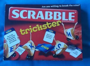 Scrabble Trickster - Are You Willing To Break The Rules?