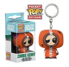 South Park Kenny Zombie Funko Pop Tasca PORTACHIAVI IN VINILE!