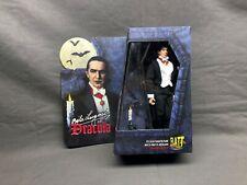 Bela Lugosi as Dracula Flatt World 1:9.5 scale figure with coffin