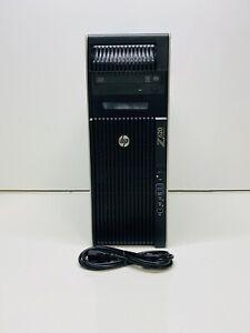 HP Z620 Workstation   E5-2680 @ 2.70GHz 8-Core   64GB   1TB HDD   Win 10 Pro