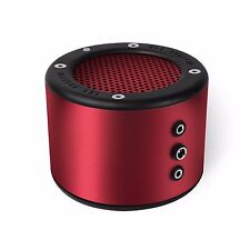 MINIRIG Portable Rechargeable Bluetooth Speaker RED