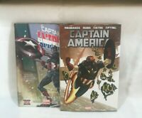 Marvel Lot of 2 Graphic Novel Captain America  Loose Nuke, &  w/ Falcon # 15-18