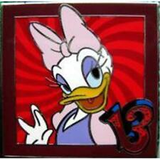 Daisy Duck- only Mystery Collection Dated 2013 Disney Pin 93932