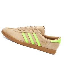 ADIDAS MENS Shoes Stadt - Pale Nude, Solar Yellow & Gum - EF5724