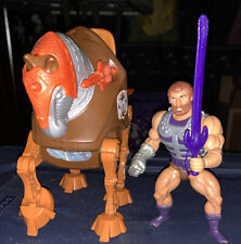 Vintage 1983 He-Man And The Masters Of The Universe *Fisto & Strider* complete