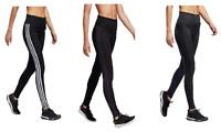 NEW adidas Womens 3 Stripe Active Tights Leggings-VARIETY
