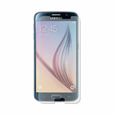 3 X Transparente Lcd Film Protector De Pantalla De Aluminio Protector Para Samsung Galaxy S6