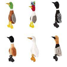 Stuffing Free Dog Toys No Mess Animal Unstuffy Wild Bird Unstuffies - Sets Too