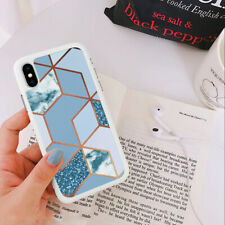 Marble Phone Case Cover For iPhone 12 Pro Samsung S20 Huawei Google Etc  115-6