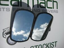 LAND ROVER SERIES 2, 2A, 3, WING MIRROR, 10 X 7 INCH, ASHTREE, BA072