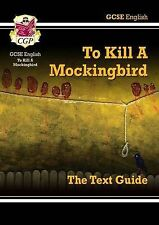 GCSE English Text Guide - To Kill a Mockingbird by CGP Books (Paperback, 2007)
