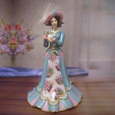 Perfume Shopper Elegant Era Victorian Lena Liu Bell  Bradford Exchange