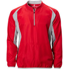 Wire2wire Mens Performance Long Sleeve Cage Jacket